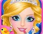 دانلود بازی دخترانه سالن پرنسس برای اندروید  Princess Salon 2 1.1